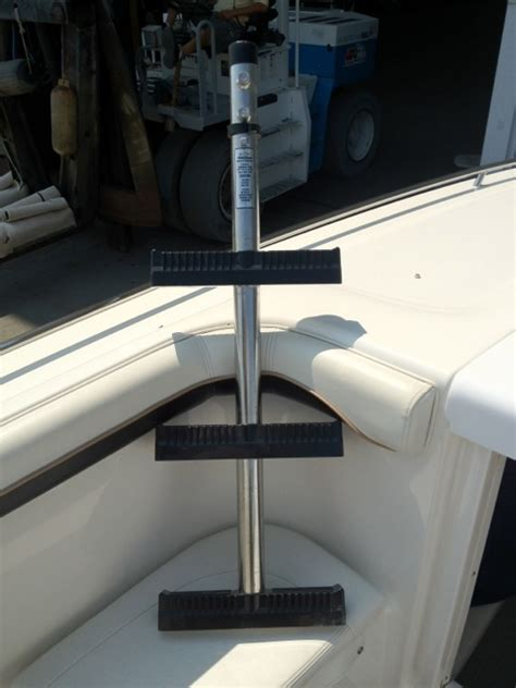 Armstrong Boat Ladder by Wtb Armstrong 3 Step Transom Ladder The Hull
