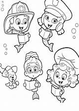 Guppies Bubble Coloring Bubbles Printable Sheets Study Worksheets Preschool Momjunction Guppy Sheet Preschoolers Template Parentune sketch template