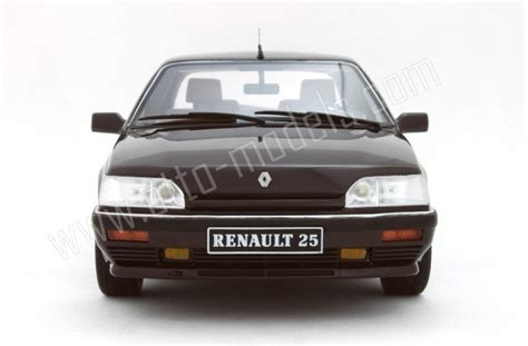 Ot045 Renault 25 Baccara V6 2 5 Litres Turbo Ottomobile