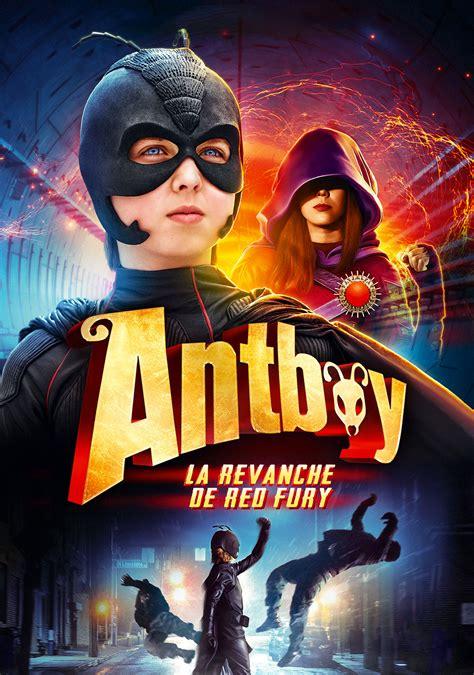 Antboy: Revenge of the Red Fury   Movie fanart   fanart.tv
