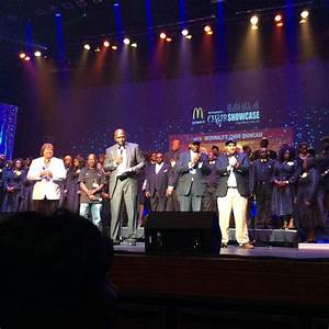 Three-Day Music Ministry Summit and McDonald's Choir ...