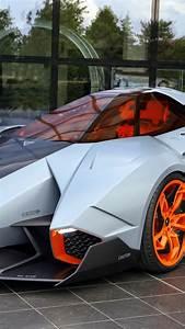 Wallpaper, Lamborghini, Egoista, Supercar, Concept