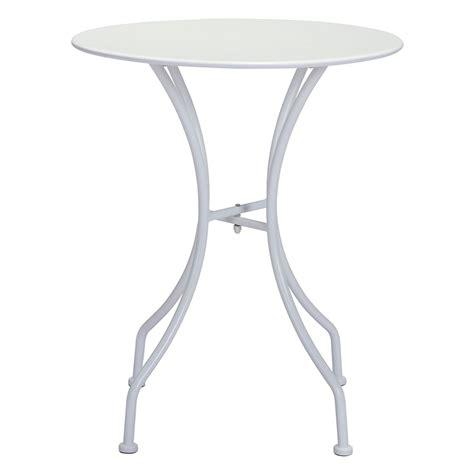 white round outdoor dining table octavio white round modern outdoor dining table eurway