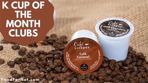 The coffee club at clubs of america has racked up 3 million shipments since 1994. 7 Convenient K Cup of the Month Clubs | Food For Net