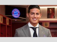 Bayern MunichReal Madrid Champions League James