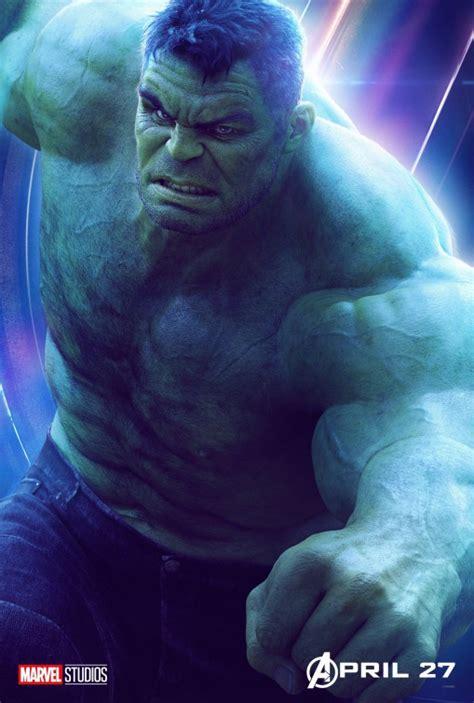 poster karakter  avengers infinity war
