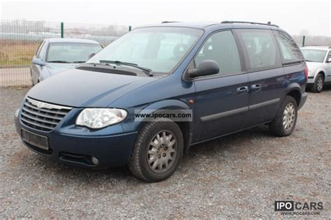 Chrysler 7 Seater by 2007 Chrysler 2 8 Crd 7 Seater Auto Air 1 Car