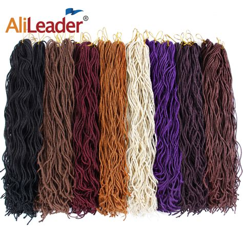 Alileader 20natural Twist Hair Extension Balck Synthetic