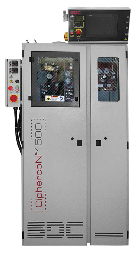 Gas Cabinet by Ciphercon 1500 Fully Automated Gas Cabinet Sdc 174
