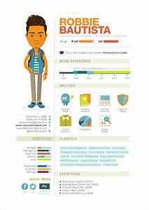 10 interesting simple resume examples you would love to With create curriculum vitae
