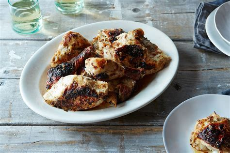 dijon cuisine a 35 minute weeknight roast chicken