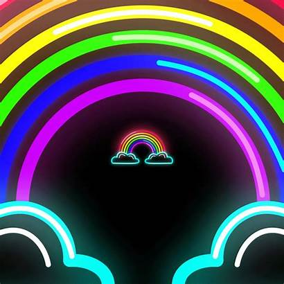 Rainbow Giphy Gifs Dream Source Wikipedia