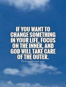 God Quotes About Changes Your Life
