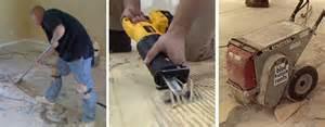 Remove Adhesive Concrete Gallery