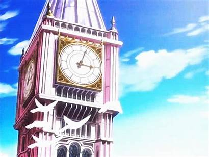 Ouran Academy Ever Clock Host Club Tower