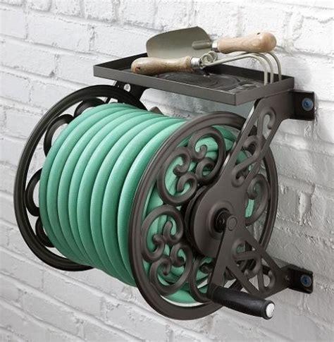 the 25 best ideas about garden hose storage on