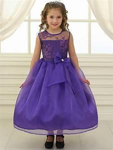 Body Length Measurement Chart Purple Lace Flower Bodice Dress W Ribbon