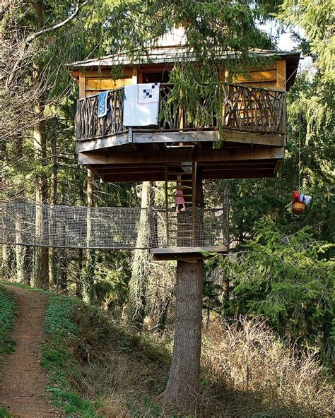 The best playroom is the tree house ? Adorable Home
