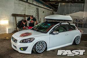 Modified Volvo C30