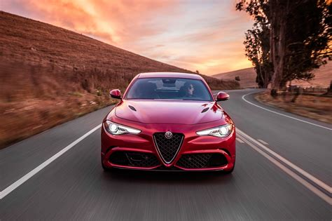 alfa romeo giulia reviews  rating motor trend