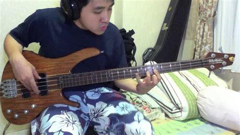 Max O Man Bass Cover
