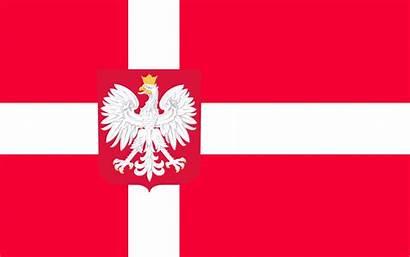 Flag Polish Nordic Cross Polandball History Alternative