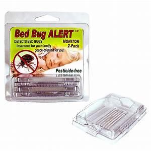 bed bug alert pheromone trap sos punaise de lit With bed bug alert monitor
