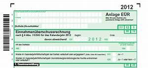 Einkommensteuer Schweiz Berechnen : anlage einnahmen berschussrechnung komplett alle ab 2010 pierre tunger ~ Themetempest.com Abrechnung