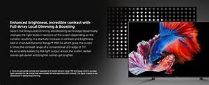 Sony Xbr85x950g 85