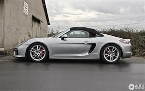 Porsche Boxster 981 : porsche 981 boxster spyder 13 december 2015 autogespot ~ Kayakingforconservation.com Haus und Dekorationen