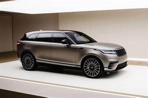 2019 Range Rover Velar Svr Review  2019 And 2020 New Suv