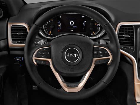 jeep xj steering wheel image 2017 jeep grand cherokee laredo 4x2 steering wheel