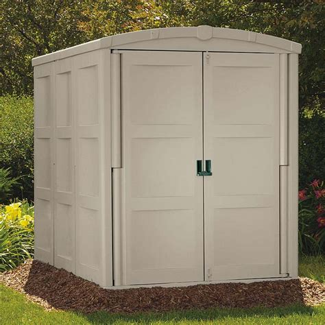 vertical tool shed suncast gs9000 large outdoor vertical shed storage 3130