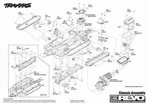 34 Traxxas Rustler Vxl Parts Diagram