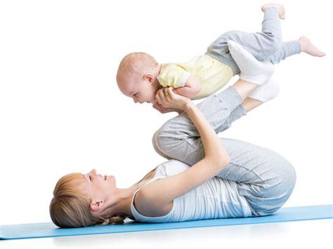 how should i wait to work out after giving birth
