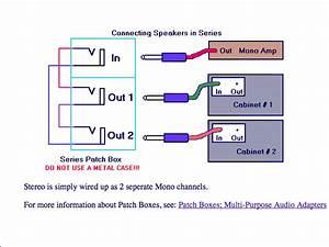 Speaker Wiring Question