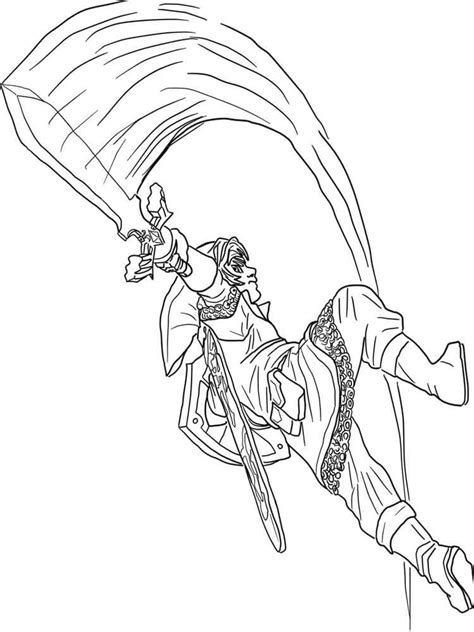 zelda coloring pages  printable zelda coloring pages
