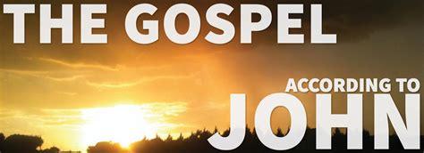 Gospel Of John Quotes. QuotesGram