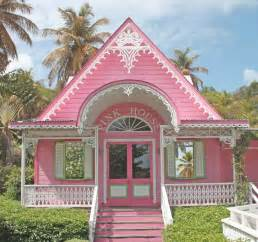 Pink House Photo by Charming Pink Houses
