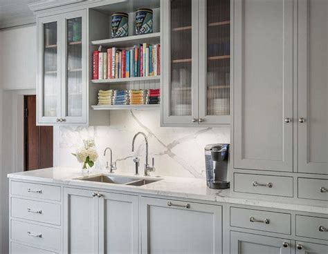 how to design kitchen cabinets in a small kitchen gray cabinet benjamin metropolitan gray kitchen 9896