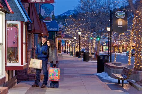 unique outdoor shopping in colorado colorado com