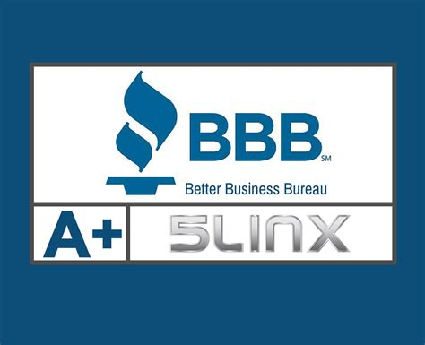 company bureau 5linx a by better business bureau 5linx