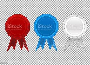 First, Second, Third, Place, Ribbons, Stock, Photo