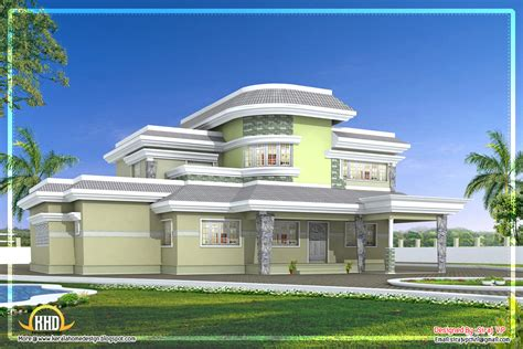 houses with 4 bedrooms april 2012 kerala home design and floor plans