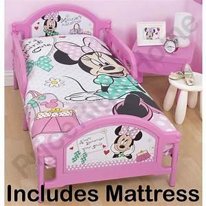 Minnie Maus Bett : minnie mouse kleinkind bett schaum matratze neu ebay ~ Watch28wear.com Haus und Dekorationen