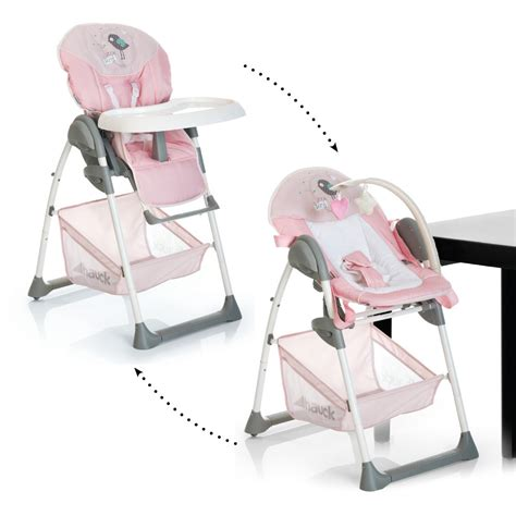 hauck chaise haute buy hauck sit n relax 2 in1 highchair bouncer birdie