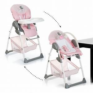 Baby One Hochstuhl : hauck sit n relax 2 in1 highchair bouncer birdie pink ~ Watch28wear.com Haus und Dekorationen