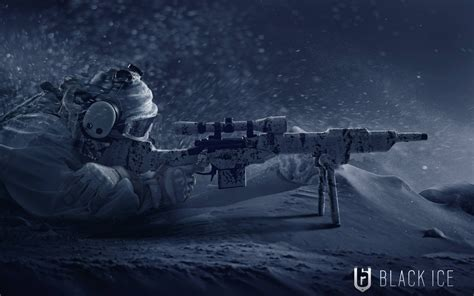 Wallpaper Rainbow Six Siege, Operation Black Ice, 4k, 8k