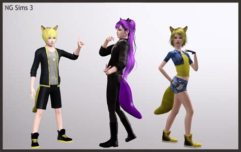 Fox Tail (accessories