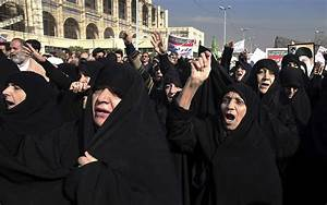 Minister wishes Iran protesters luck, says 'murderous ...